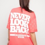 Koszulka Never Look Back od Diamante Wear