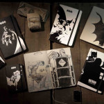 Notesy Moleskine seria Batman