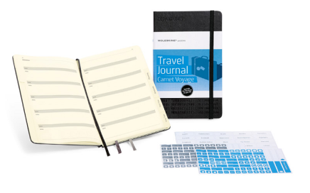 notatnik travel journal moleskine